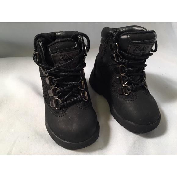 Timberland Shoes   Infant Black